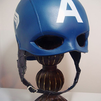 Captain America the first Avenger Helmet (Marvel Comics) - Movies