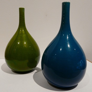 My Pair of Rrstrand SPD Vases