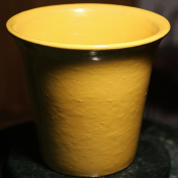 Bauer [?] Flower Pot - 1920s/30s - Art Pottery