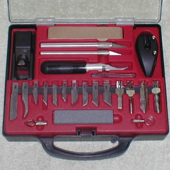 Precision Knife Set - Tools and Hardware