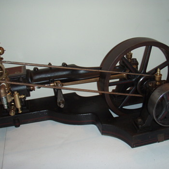 1/2 hp. Sipp Steam Engine - Tools and Hardware