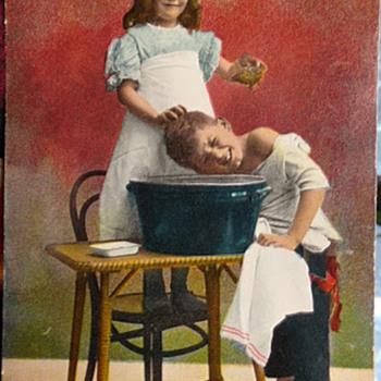 You Dirty Boy - Postcards