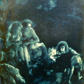"Edward S. Curtis ""Tarzan"" Silent Movie Stills (circa 1918-1921) - Photographs"
