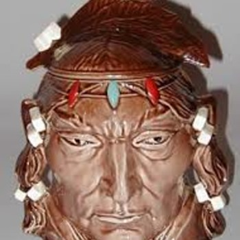 Indian Head Jar