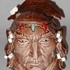 Indian Head Jar