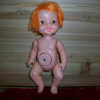 Ideal Doll 1970 Orange Hair  NEED HELP WITH IDENTITY PLEASE! - Dolls