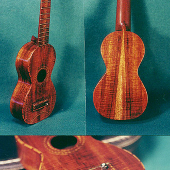 Jose Do Espiritu Santo late c. 1880's - Guitars