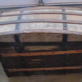 Antique Trunk #11