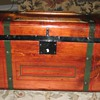 Small Stagecoach Trunk