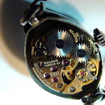 Antique Women s Bulova Watch In Original 10K plate Working and keeping time It is real Antique?