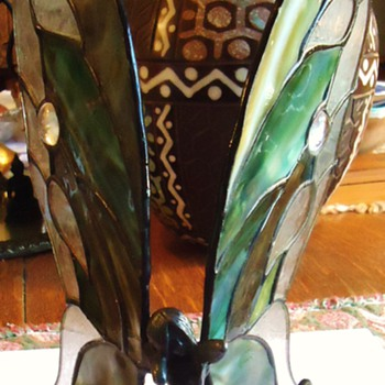 PriceQtyTotal # 14134296 - Petite Fairy w/Oversized Stained Glass Wings$31.771$31.77 - Art Glass