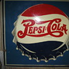 Double Dot Pepsi signs