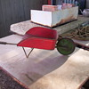 Toy wheel barrow