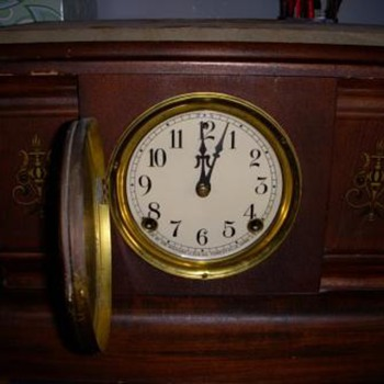 Grandfathers clock