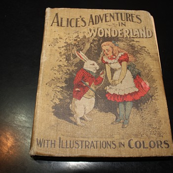 Alice's Adventure in Wonderland - Books