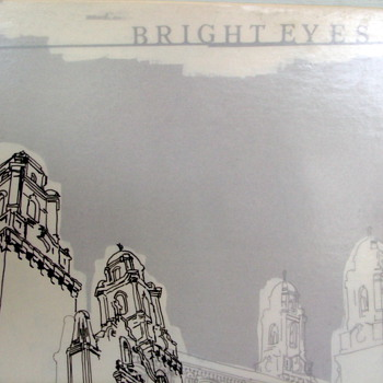 Conor Oberst Bright Eyes 7 LP Box Set of First 5 Albums