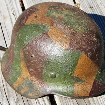 WW11 helmet