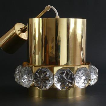german kinkeldey brass lamp - Lamps