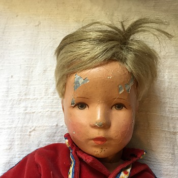 My first Kathy Kruse doll