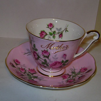 Mother Tea Cup & Saucer