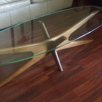 Mid Century Table - Mid Century Modern