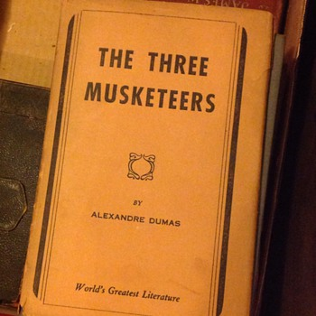 The Three Musketeers - Books