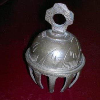 Asian Brass Bell - Asian