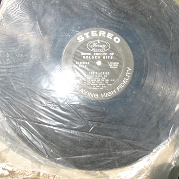 Old Albums - Records