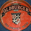 Oldburger beer tray - 1930's