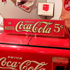 "1922 Coca-Cola Tin Sign 6"" x 23"""
