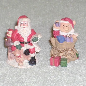 Christmas Figurines 1