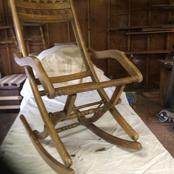 Gardner, mass chair