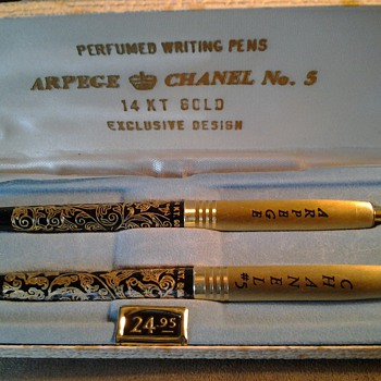 Perfumed Writing Pens