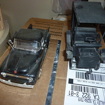 model cars