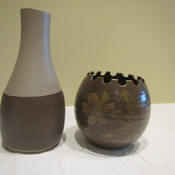 Robert Maxwell - Art Pottery