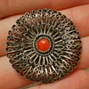Circa 1890's Holland Peasant Brooch - Thanks Agram!