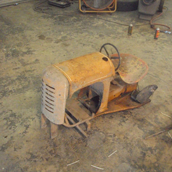 1952 Standard Bantam 3000 - Tractors
