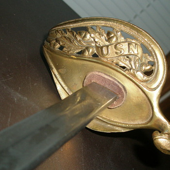 U.S. Navy Sword