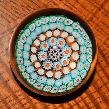 Another Beautiful Paperweight - Art Glass