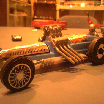 Korris Kars slingshot dragster was a great find... - Model Cars