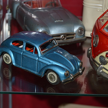 vw beetle toy - Model Cars