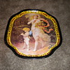 J Leinenkugel Brewing Co. Chippewa Falls, WI Woman Serving Tray