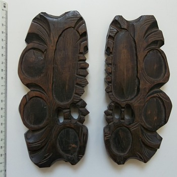 Unknown wood carvings - Help!