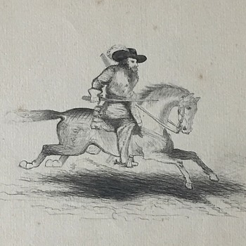 Civil War Era Sketchbook Artist Drawings - Visual Art