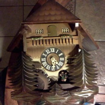 My First Cuckoo Clock