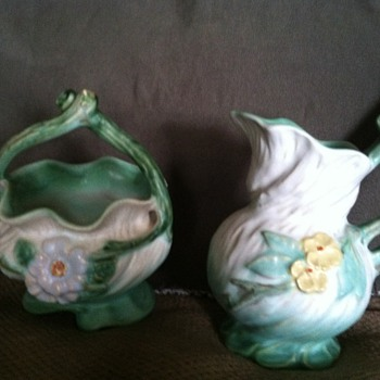 Weller pieces - Art Pottery