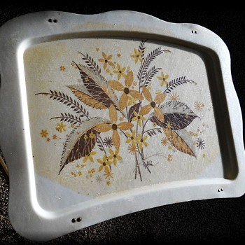 FOR ----> Efesgirl ----> OLD Folding Tray ( aka TV Table ) - Mid-Century Modern