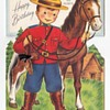 Billy the Mountie | Fairfield Birthday Story Card