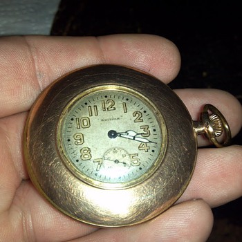 My Family Waltham heirloom - Pocket Watches