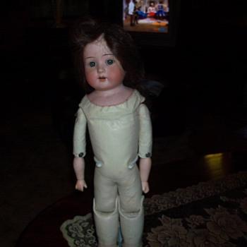 Heubach body original? - Dolls
